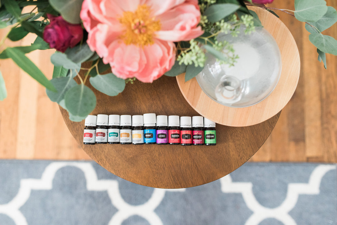 Starting My Non-Toxic Journey… With Essential Oils